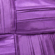 Stitched Tucks, Pleats and Folds in Fabric of Scatter Cushion — Stock Photo #58038013