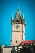 Chapel Tower in Prague — Stockfoto