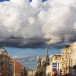 View of a street in St. Petersburg . — Stock Photo #51964703