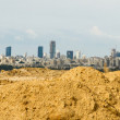 Tel Aviv and  Ramat Gan. — Stock Photo #59204915