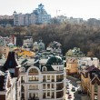 Vozdvizhenka elite district in Kiev, Ukraine — Stock Photo #69077493
