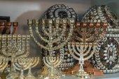 Jewish holiday Hanukkah . — Stock Photo