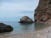 Southern coast of Crimea. Balaclava. Russia. — Stock Photo