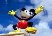 Disneys Mickey Mouse — Stock Photo