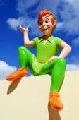 Peter Pan — Stock Photo