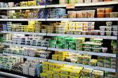 Butter & Margarine — Stockfoto