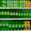 Постер, плакат: Soft drinks for sale