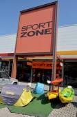 Sport Zone — Stock Photo