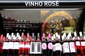 Portuguese Vinho Rose wine — Photo