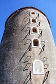 Old Windmill in Portugal — Foto de Stock