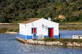 Fisherman's cottage — Stok fotoğraf