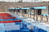 Diving boards — Stock Photo