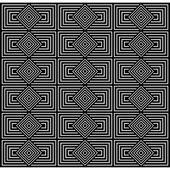 Creative strip geometrical shape — Vettoriale Stock