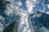 Skyscraper City — Stock Photo