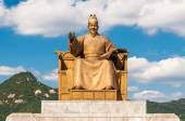 King Sejong — Stock Photo