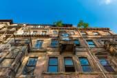 Decrepit Building — Stock Photo