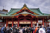 Kanda Shrine — Stock Photo