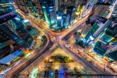 Seoul From Above — Stock Photo