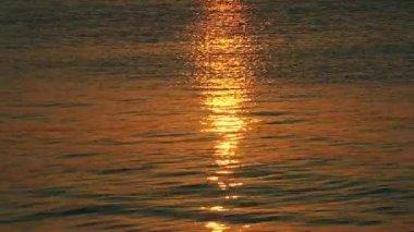 Sunlight on Sea Water — Stock Video