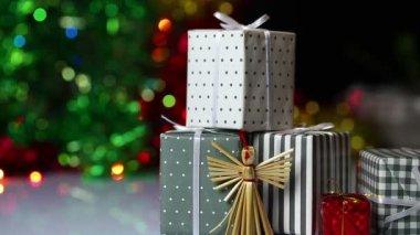 Gift Box — Vídeo de stock