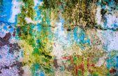 Grunge Stone Wall Background — Stock Photo