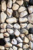 Stones on Wall — Stock Photo