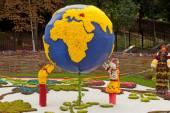 Fred i världen — Stockfoto