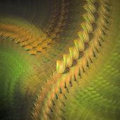 Kleurrijke fractale patroon, digitale kunst voor creatieve grafisch ontwerp — Stockfoto