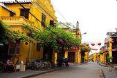Hoi An oude stad in de vroege ochtend — Stockfoto