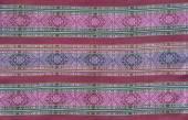 Thai handmade fabric. — Stock Photo