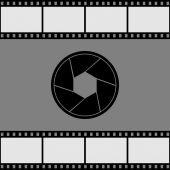 Aperture icon. — Vecteur