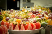 Assorted fruits — Stock Photo