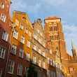 St. Marys Church in Gdansk — Stock Photo #53949413