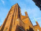 Церковь Сен-Мэрис в Гданьске — Стоковое фото