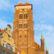 St. Marys Church in Gdansk — Stock Photo #55142919