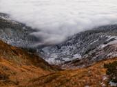 Winter inversion — Stock Photo