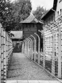 Auschwitz Concentration Camp — Stock Photo
