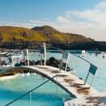 Blue Lagoon geothermal bath resort — Stock Photo #67920273
