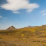 Rocky mountain near Thorsmork — Stock Photo #69206689