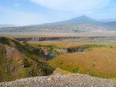 Landscape near Thorsmork — Stock Photo