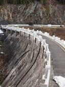 Labe Dam — Stock Photo