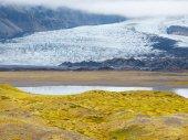 スカフタフェットル氷河 — ストック写真
