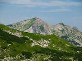 Peaks of Julian Alps — Stock Photo