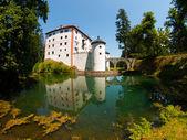 Sneznik Castle — Stock Photo