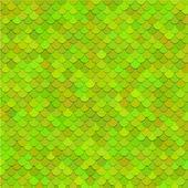 Fischschuppe textur. vektorgrafiken. — Stockvektor