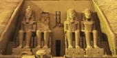 Temple of Abu Simbel — Stock Photo
