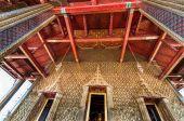 Bangkok kings palace ancient temple in thailand. — Stock Photo