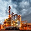 Oil and Gas Processing Plant — Stock Photo #52686115