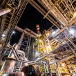 Oil and Gas Processing Plant — Stock Photo #52686407