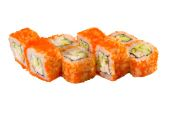 Sushi set isolated — Stock Photo